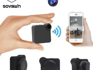 Mini Camera  Wide Angle HD w/ Wifi